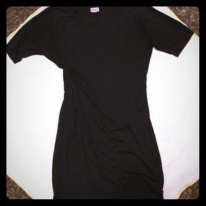 BLACK LulaRoe Julia Dress
